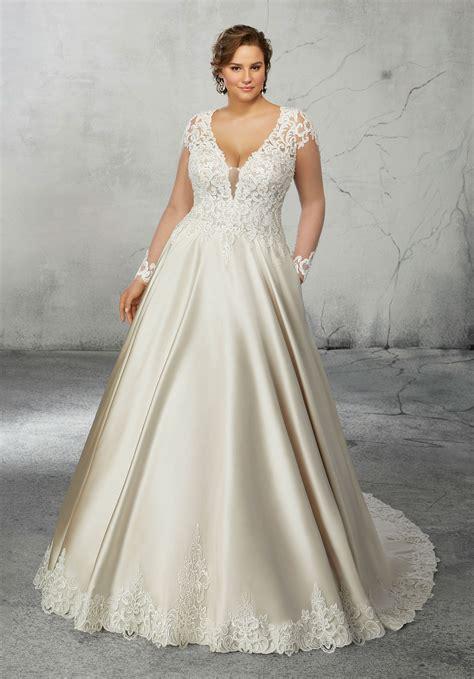 reina wedding dress style 2082 morilee