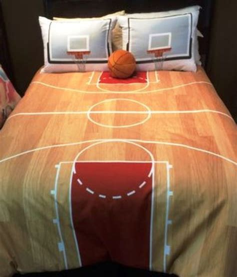 basketball bed set hallmart kids courtside basketball comforter set twin or