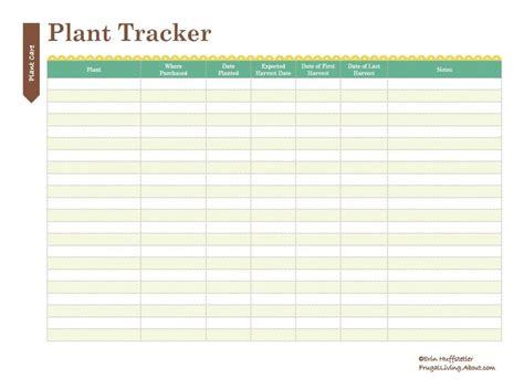 Free Printable Garden Notebook Cannabis Grow Journal Template