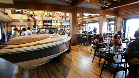 the boat house cafe the boathouse at walt disney world review orlando sentinel