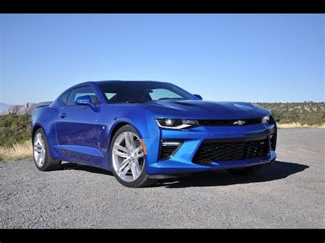 2016 chevrolet camaro (chevy) review, ratings, specs