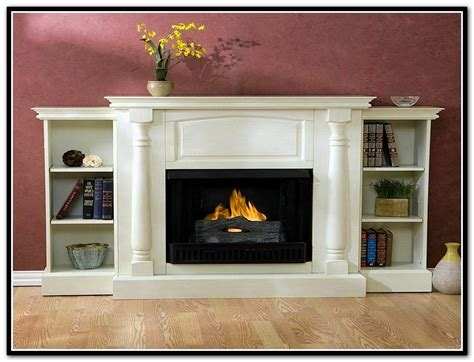 fireplaces with bookshelves gas fireplace with bookshelves home design ideas