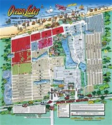 lake george rv resort map   find your tent or rv site at