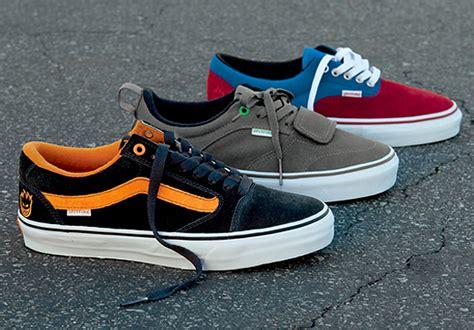 Sepatu Vans X Spitfire vans x spitfire summer 2011 collection highsnobiety
