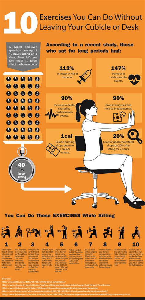 cubicle exercises       desk rosi