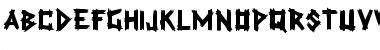 Log Cabin Font logcabin truetype font ufonts