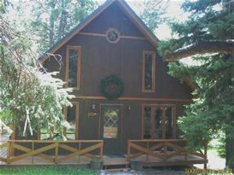 Cabin Rentals In Deadwood Sd by Deadwood Vacation Rentals Pinecone Cabin At Terry Peak
