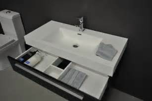Modern Bathroom Vanities Sink Obsidian Modern Bathroom Vanities And Sink Consoles