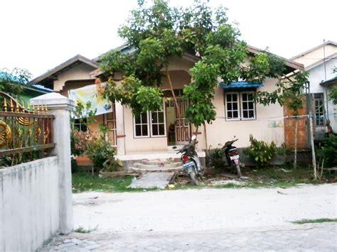 rumah dijual jual rumah permanen  banjarmasin
