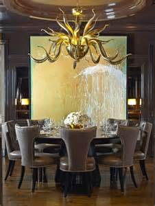 Dining Room Art Ideas Three Different Light Types For A Perfect Home Room