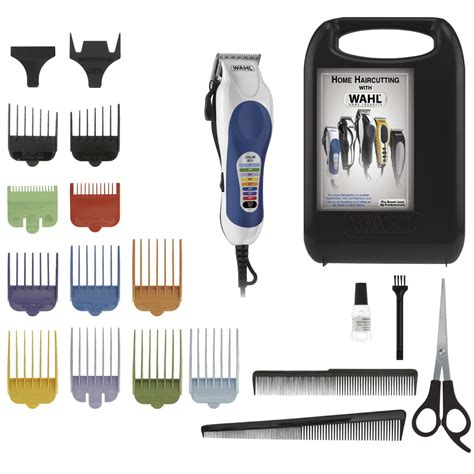 color pro wahl color pro 20 complete haircutting kit only 17