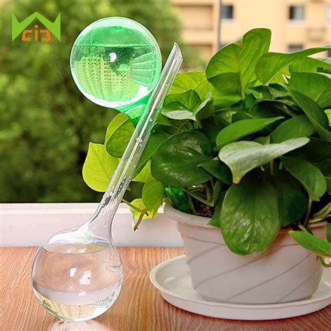 home flower pots antomatic drip irrigation watering bulb