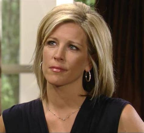 general hairstyles how to cut hair like carly general hospital