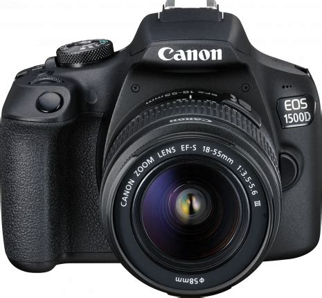 buy canon eos 1500d kit black online | canon new zealand