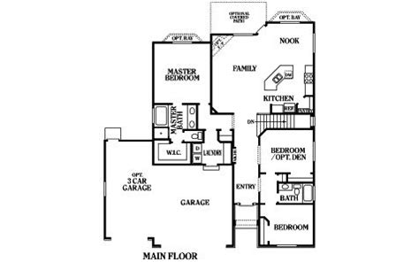 fillmore floor plans fillmore perry homes