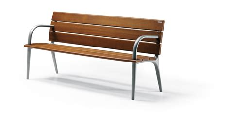 Moderne Sitzbank 1750 by Riva Connexurban