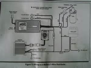 wiring a procomp billet distributor 3 wires unlawfl s race engine tech moparts forums