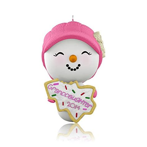 hallmark qgo1063 granddaughter 2014 hallmark keepsake