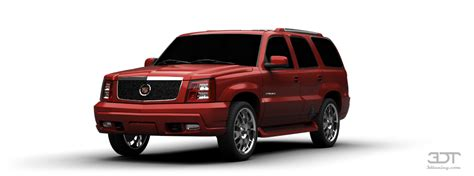 2002 Cadillac Accessories by Tuning Cadillac Escalade Suv 2002 Accessories And