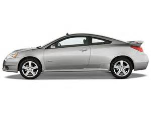 Pontiac Two Door Image 2008 Pontiac G6 2 Door Coupe Gxp Side Exterior View