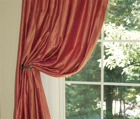 Custom Dupioni Silk Drapes Curtains Dreamdrapes Com