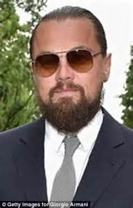 leonardo dicaprio looks dapper with his beard trimmed in