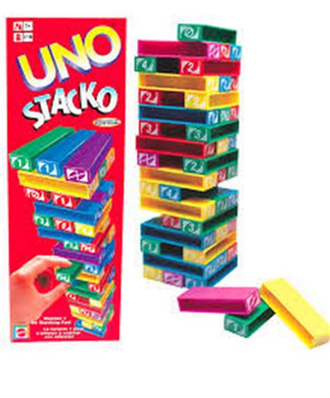 Uno Stacko Boardgame expedition homeschool learning with board