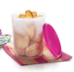 Plastik Oval Kaleng Canister Oval Kmp jual tupperware murah menjadi member tupperware