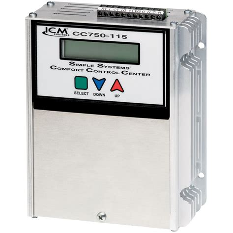 comfort controller humidity control humidity controller icm controls