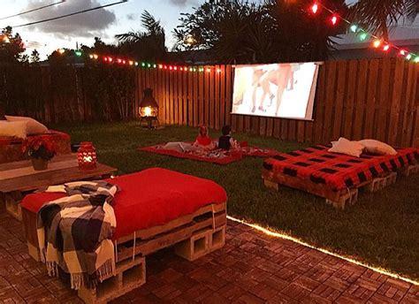 fall backyard holidays backyard  nights