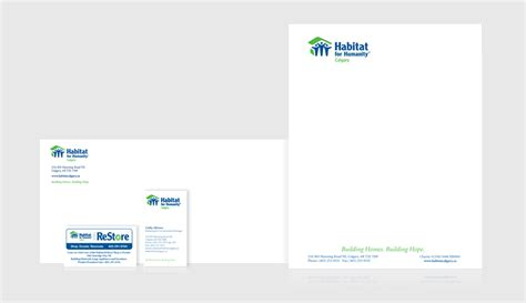stationery collateral design development