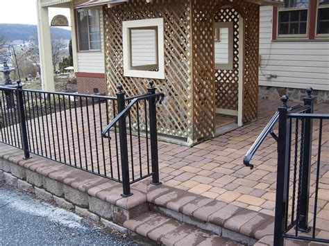wrought iron front porch railings best wrought iron porch railing ideas