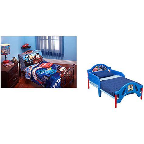 toddler bed bundles walmart