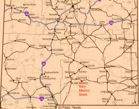 arizona highway conditions map map new mexico and arizona images