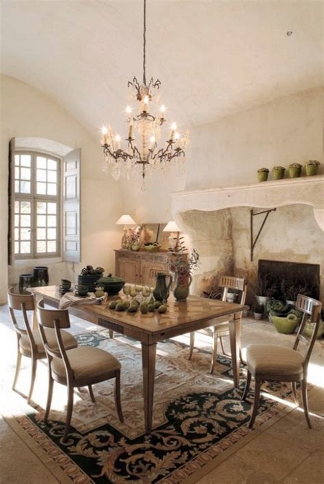 rustic dining room designs by roche bobois stylish