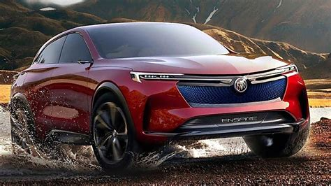 Buick New 2020 by 2020 Buick Enspire Suv Interior Exterior Drive