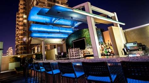 Roof Top Bars San Diego by Level 9 Rooftop Bar Sandiego