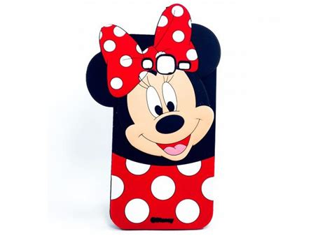 Samsung J120 J1 2016 3d Mickey Mouse Ear Cover Casing Iring Bagus guili guili fundas y accesorios para smartphone funda