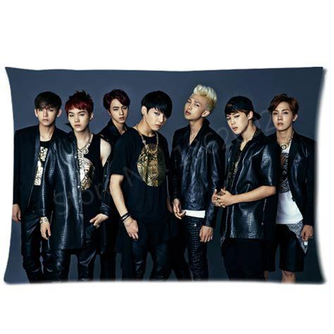 Custom Kpop Bts 1 kpop bts pillow bangtan bomb boys bts kpop cover