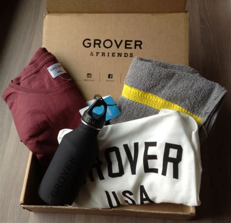 grover friends men s clothing subscription box review