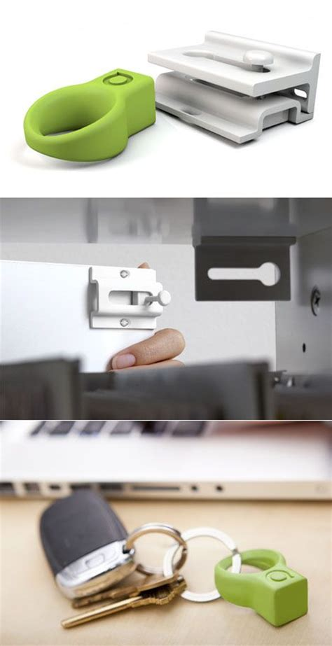 Magnetic Drawer Locks by Magnetic Latch Invisible Drawer Lock Http Www Core77