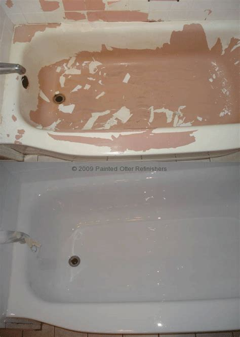 paint bathtub yourself diy bathtub refinishing strip kit gone wrong before