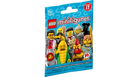 Lego Minifigures Series 17 71018 71018 series 17 products minifigures lego