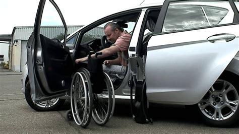 Rollstuhl Auto by Rollstuhlgerechte Autos Rollstuhl Im Auto Transportieren