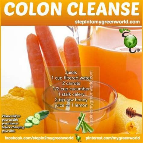 The About Cancer Detox by Colon Cleanse Foods