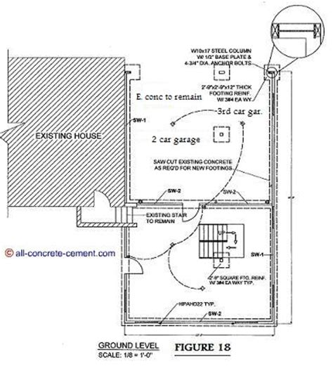 concrete floor plans garage floor plans garage floor home addition plans