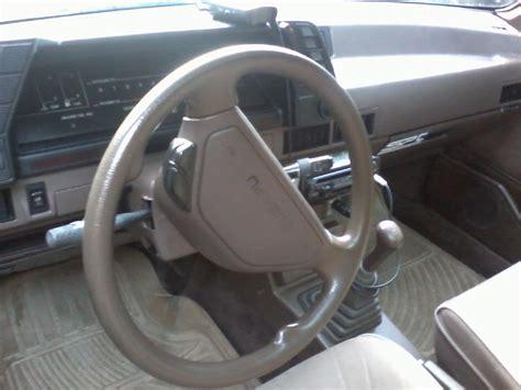 1987 Subaru Leone Interior Pictures Cargurus