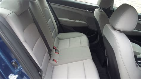 hyundai elantra   fold   seats youtube