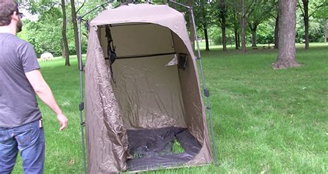 Lightspeed Shower by Lightspeed Outdoors Privacy Tent Overview 50 Cfires