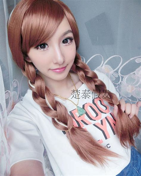 Jual Rambut Palsu Wig Synthetic Hair frozen wig rambut pal end 2 25 2018 9 16 pm